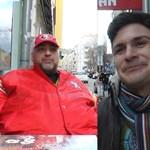 """Bécsi magyarok: """"Pont az ilyen emberek miatt jöttem ki, mint Lázár"""""""
