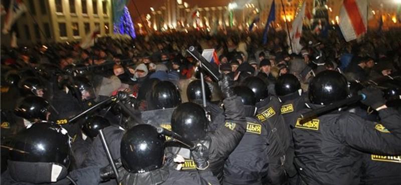 Hallgatók százait rúgták ki az egyetemekről - az IKSZ befogadná a fehérorosz diákokat