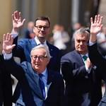 Nagyszeben: Orbán Viktor is hitet tett a jogállamiság mellett
