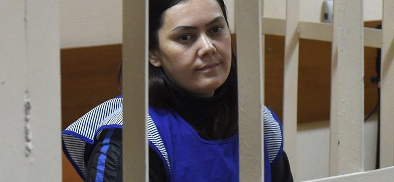 Szíria bombázásáért akart bosszút állni a kislányt lefejező moszkvai dada