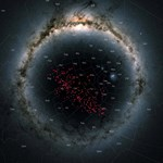 Valóra vált a csillagászok álma: felfedeztek egy csillagfolyamot, ami szinte teljesen elfoglalja a déli égboltot