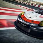 Még ütközéselkerülő is került a Porsche legújabb versenyautójába