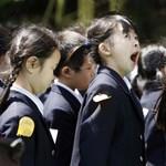 Egyre kövérebbek a gyerekek Fukusimában