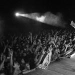 Sötétbe borult Pécs, pedig csak rockkoncertet szerveztek