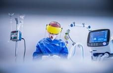 77 koronavírusos beteg hunyt el