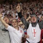 Videó: Szurkolók nagy pillanatai a foci Eb-n