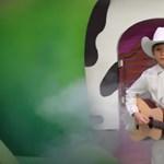 Klipet forgatott a Burger King a tehenek szellentéséről