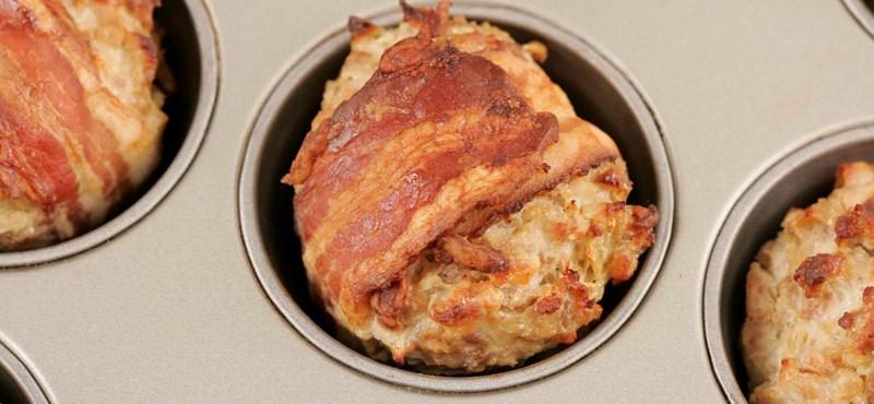Tökéletes muffin szokatlanul – recept
