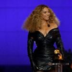 Beyoncé már annyi Grammy-díjat nyert, mint korábban egyetlen nő sem