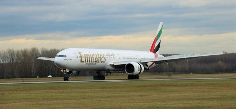 Az Emirates járatain élőben adják az Eb-meccseket