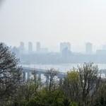 Hatalmas gázrobbanás történt Kijevben