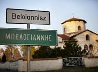 20. századi görög dráma, aminek a szálai Magyarországra vezetnek