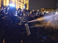 Megszólalt egy miniszter a tüntetésekről: Fiatalokat láttam, akik még egy napot sem dolgoztak