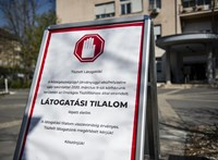 Látogatási tilalmat vezetnek be a Semmelweis Egyetem öt klinikáján a koronavírus miatt