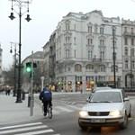 Már használhatják az autósok az Erzsébet híd pesti felhajtóját - fotók