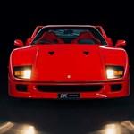 Nem elírás, 2371 kilométerrel várja új gazdáját egy 30 éves Ferrari F40