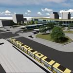 Metró, vonat, villamos: így építhetnék át Zugló egyik koszfészkét – videó