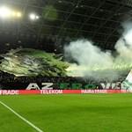 Megint megbüntette a Ferencvárost az MLSZ