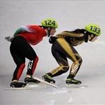 Téli olimpia: legjobb európaiként Huszár hatodik lett