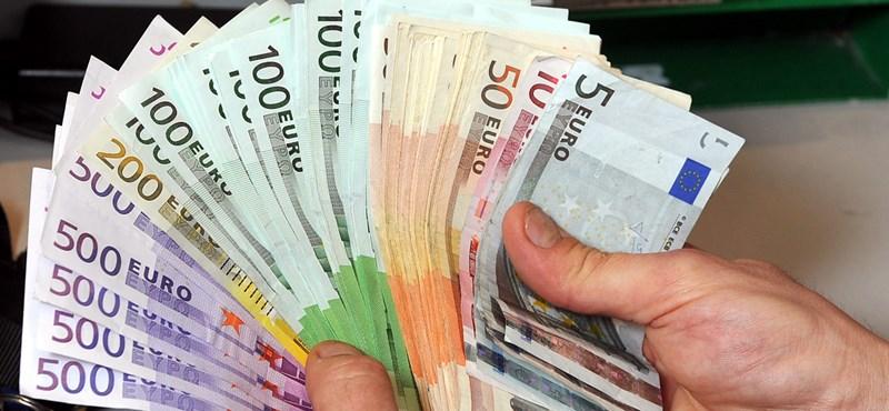 Irán egy nagy rakás eurót akar kihozni Németországból repülővel