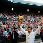 Federer: a Roland Garros csak bemelegítés volt