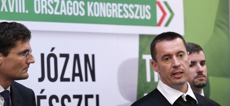 Pártirodákon és a kampányokon spórol büntetése miatt a Jobbik