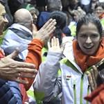 Ezüstérmes lett Jászapáti Petra a junior világbajnokságon