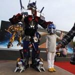Kína is beszáll a Transformers 4-be
