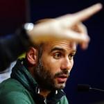 Pep Guardiola búcsút inthet a Barcelonának