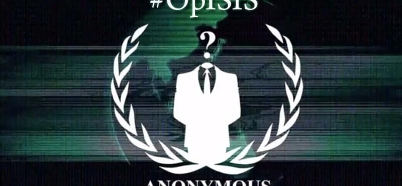 Két nap telt el: így áll most az Iszlám Állam elleni Anonymous-hadművelet
