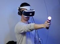 Új virtuálisvalóság-szemüveget készít a Sony a PlayStation 5-höz