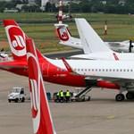 Feldarabolják az Air Berlint