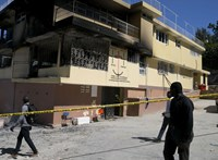 Tucatnál is több gyerek halt meg Haitin egy árvaházban kitört tűzben