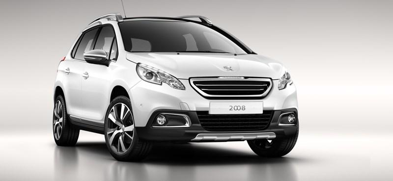 A Peugeot kihozta miniterepjáróját