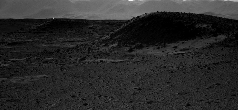 Valami csillog a Marson