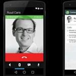 Ilyen lehet majd WhatsAppon az ingyenes telefonálás