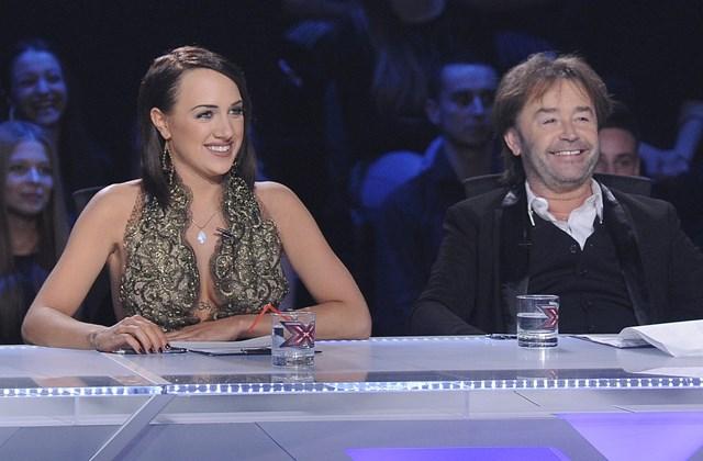 X-faktor, Tóth Gabi, Szikora Róbert