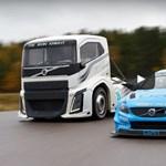 2800 lóerő az aszfalton: így gyorsul egy kamion egy versenyautó ellen – videó