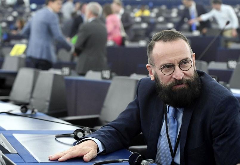 Szájer megerősítette, hogy jelen volt a pénteki brüsszeli bulin