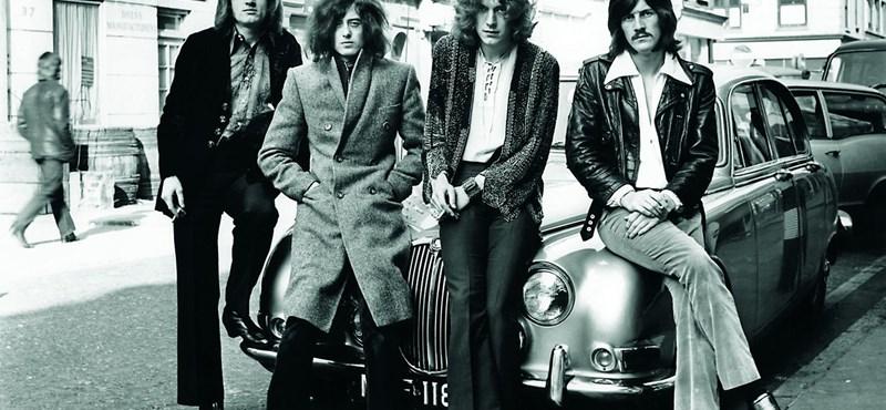 Olyanok voltak, mint a sisak nélkül motorozó tinédzserek - 50 éve alakult a Led Zeppelin