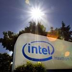 Már a hatodik negyedévben ért el bevételi rekordot az Intel