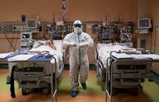 Magasabbra kúszott az új fertőzöttek és az elhunytak száma Olaszországban