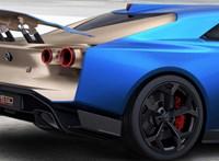 Utcára küldi 320 millió forintos hiperautóját a Nissan