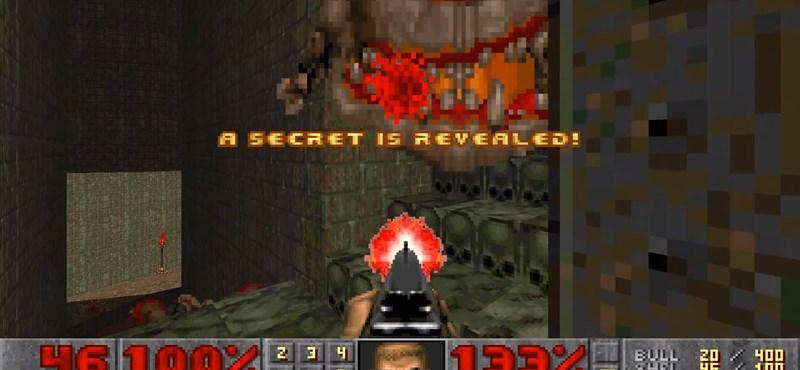 24 év után derült fény a Doom II egy nagy titkára