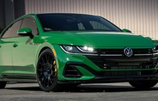 Alapból is látványos a Volkswagen Arteon és itt sikerült egyedivé is tenni
