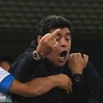 Maradona féltheti a jegyét – ugyanis bocsánatot kért