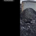 Fekete hó borítja Szibéria egyes részeit – videó