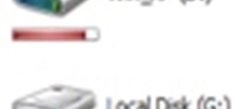 Vista meghajtó ikonok XP-re