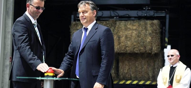 Orbán: a biomassza az iránytű