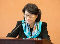 Megtámadták Londonban a hongkongi igazságügyi minisztert